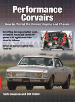Performance Corvairs How to Hotrod 1969 1968 1967 1966 1965 1964 1963 1962 1961