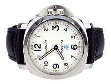 Panerai Luminor pam00630 Acier entraînées hommes montre-bracelet 44 mm