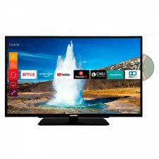 Telefunken D32H550M4CWD LED Fernseher TV 81cm 32 Zoll HD Smart TV DVD PVR gebrau