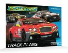Scalextric - Track Plans Book (10th Edition)