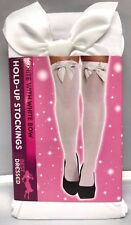 SEXY WOMEN LADIES STAY UP HOLD UP STOCKING DESIGNER LEGWEAR OVER THE KNEE U09556