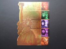 1999 Planet of the apes Archives The Future of Liberty Copperworks Card