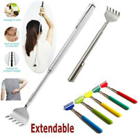 Useful Metal Telescopic Extendable Back Scratcher Claw Itching Aid Extender