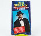 Red Skelton Bloopers Blunders Ad Libs VHS Video No. 3 Black N White 1995 Sealed