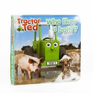 Tractor Ted - Magic Bath Book