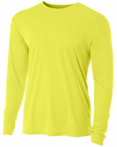 Men's Long Sleeve Loose Fit Rash Guard Surf Shirt Water Sports Swimwear