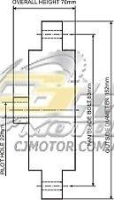 DAYCO Fanclutch FOR Ford LTD Oct 1989 - Jun 1991 3.9L 12V MPFI DA P