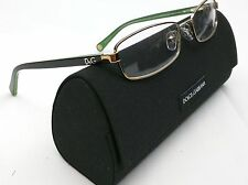 D&G DOLCE AND GABBANA 5090 1009 SUNGLASS EYEGLASS FRAME