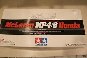 Tamiya McLaren MP4/6 Honda F1