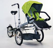 Stroller bike, tricycle easy transform into stroller, for boys and girls, 2017