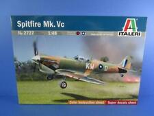 ITALERI 2727 SPITFIRE MK. VC, 1/48, MIB!