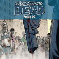 ROBERT KIRKMAN - THE WALKING DEAD TEIL 2  CD NEW