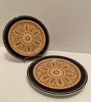 Two Casual Victoria Beale Renaissance 9051 Fine Porcelain China Salad Plates