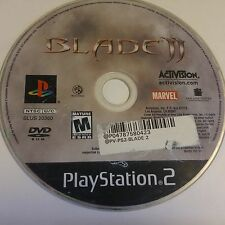 BLADE II (PS2) (DISC ONLY) 2612