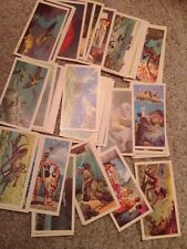 Brooke Bond The Sea Our Other World x 50 Tea Cards Full Set