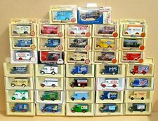 LLEDO DIECAST MODELS 1934 DENNIS PARCEL VAN - CHOOSE FROM LIST  LOT 16