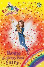 Rosie the Honey Bear Fairy: The Baby Animal Rescue Fairies Book 6 (Rainbow Mag,