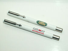 2 X PARKER VECTOR ROLLERBALL PENS. PROMOTIONAL. VGC