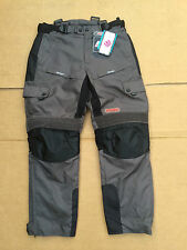 "RK SPORT Mens Textile Motorbike / Motorcycle Trousers UK 32"" Waist 30 ""leg (#44)"