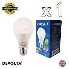 10W GLS LED Light Bulb Warm White E27 Edison Screw Equal 100W Very Bright A60
