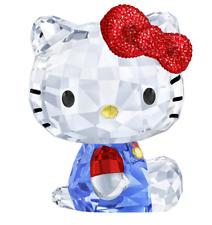 NIB $619 Swarovski Large Hello Kitty Red Bow #5135946
