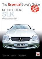 Mercedes Benz Slk R170 1996-2004 Buyer'S Guide Book Slk200 Slk230 Slk320 32 Amg