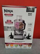 Ninja - Auto IQ / 850 Watt Professional Food Processor BN600- New