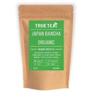 Japanese Bancha Organic Green Tea (No.122) - Loose Leaf Green Tea - True Tea Co.