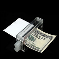 Money Printing Machine Money Maker Easy Magic Trick Toys Magician Props Toy