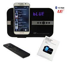 Soundsystem Uhr Bluetooth Radio f Samsung Galaxy Alpha S2 S3 S4 S6 S7 Grand 10 W