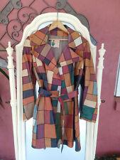 New listing Vintage Patchwork Leather Jacket