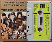 PINK FLOYD - PIPER AT THE GATES (EMI TC-SCX 6157) EARLY 70s UK CASSETTE TAPE VG+