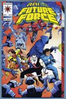 Rai & The Future Force #9 (May 1993, Valiant) [Gatefold Cover] Ostrander, Chen