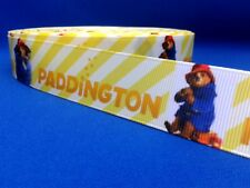 1 metre length of Paddington Bear Cake/Hair/craft ribbon @ MrsMario's