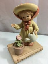 Enesco Mary Mary Quite Contrary LUCIE ATTWELL Limited Ed. 1993 Figurine #536426