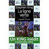 Stephen King - La Ligne verte, tome 5 : L'équipée nocturne - 1996 - Broché