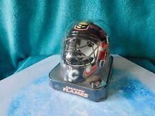 Calgary Flames Franklin Sports NHL Team Mini Hockey Goalie Mask Helmet NIP