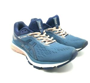 Asics GT 1000 Pink/Blue Athletic Shoes Running Walking Women's Size 6M