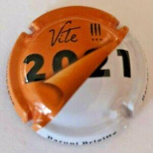 capsule de champagne Baroni Brigitte - Vite 2021 - News !!!!