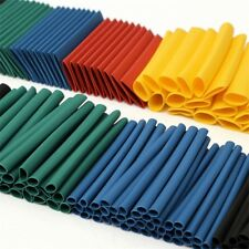 560pcs Cable Heat Shrink Tubing Sleeve Wire Wrap Tube 2:1 Assortment Kit 8 Size