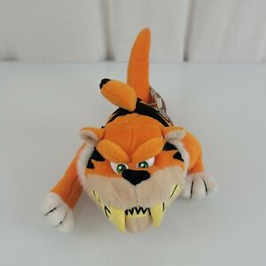 Meanies Special Edition Tiger Shark Captain Crunch With Tag Plush Beanbag