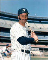 Chris Chambliss New York Yankees Posing 8x10 Picture Celebrity Print