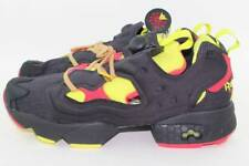 d46a95220d83 Reebok Instapump Fury OG Men Size 10.5 Black Yellow Red Authentic RARE