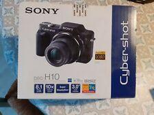 Sony Cyber-shot DSC H10  Appareil Photo Compact - Noir