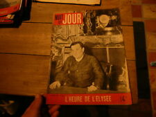 magazine hebdomadaire NUIT ET JOUR  n° 108 1947