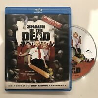 Shaun of the Dead (Blu-ray Disc, 2009, Canadian French)