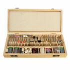 228PCS Rotary Tool Accessories Kit Wood Metal Polishing Grinding Sanding W/H Box