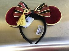 New ListingNew Disney Parks Hollywood Tower Hotel Terror Minnie Ears Headband By Loungefly