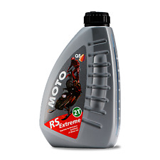 Q8 RS 2T Extreme Supreme Performance Full Synthetic Motor Oil 1L ( Two Stroke )