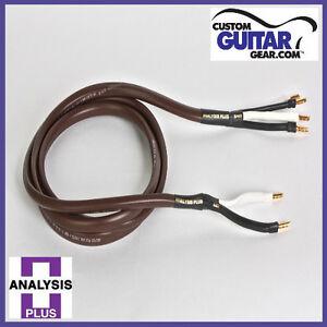 Analysis Plus BULK Chocolate Theater 4-Wire - Length 300ft